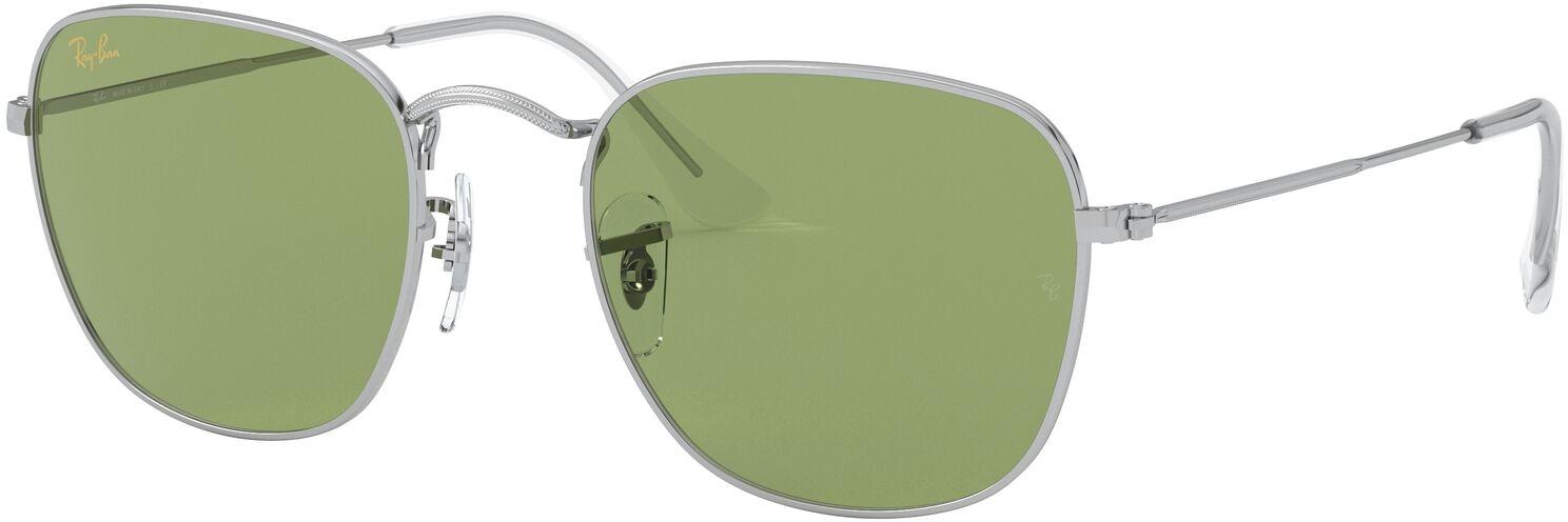 De ray ban frank rb3857 91984e 51 is een stijlvolle zonnebril, gemaakt van metaal en uitgevoerd in de kleur ...