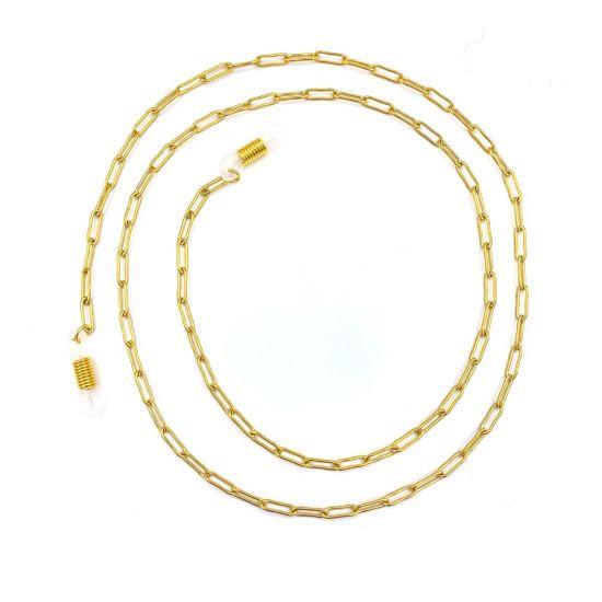 Boho Beach Sunny Necklace - Basic Golden Chain