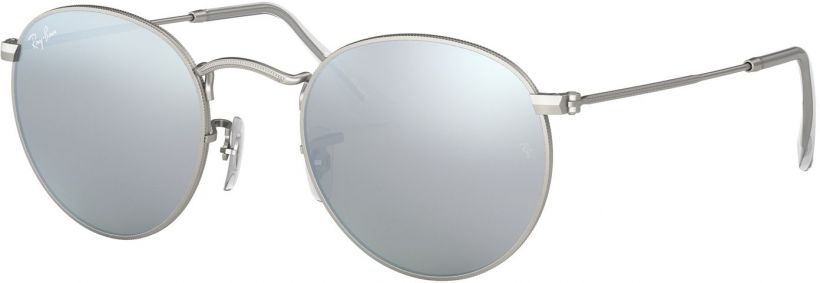 Ray-Ban Round Metal Flash Lenses RB3447-019/30