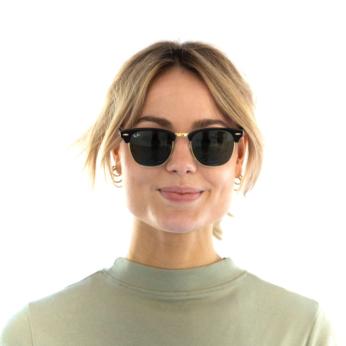 Ray Ban Clubmaster Classic RB3016 W0365 49