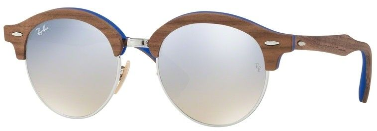 Ray-Ban Clubround Wood RB4246M 12179U