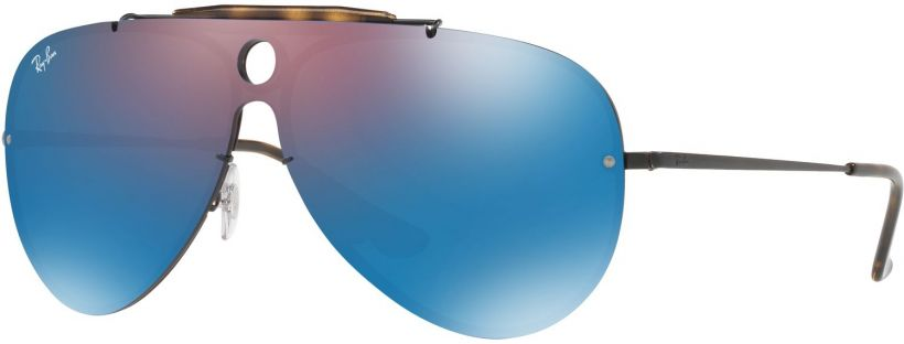 Ray-Ban Blaze Shooter Flat Lenses RB3581N-153/7V