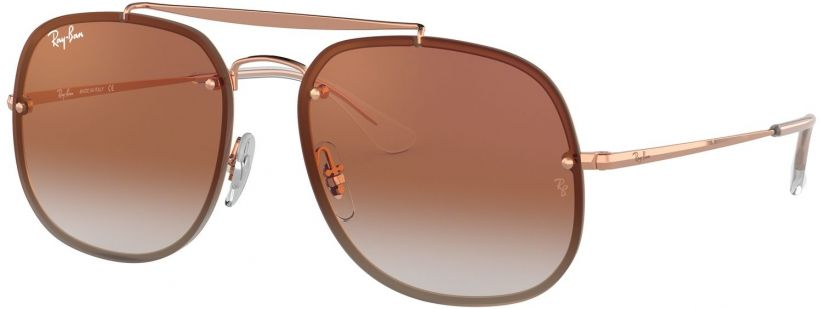 Ray-Ban Blaze The General Flat Lenses RB3583N-9035V0