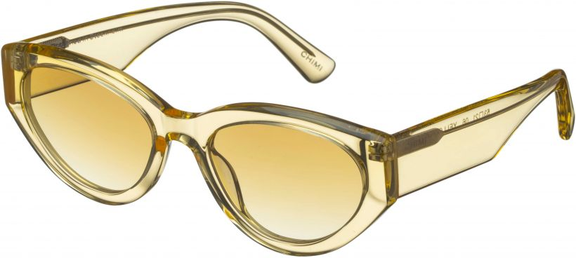Chimi Eyewear #06 Yellow/Yellow