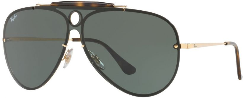 Ray-Ban Blaze Shooter Flat Lenses RB3581N-001/71