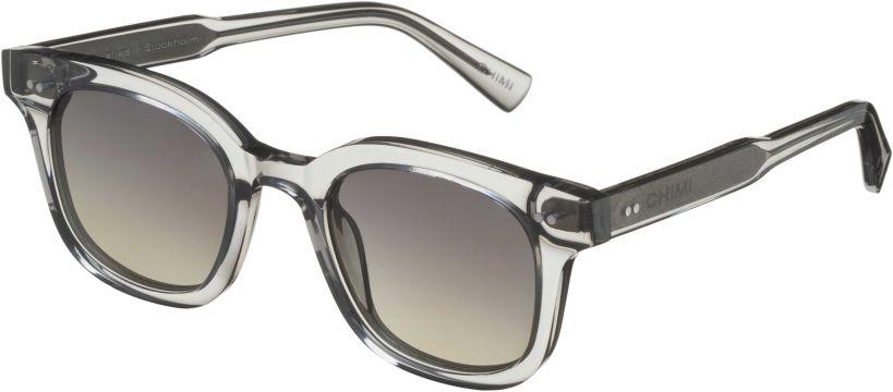 Chimi Eyewear #02 Grey/Gradient Grey