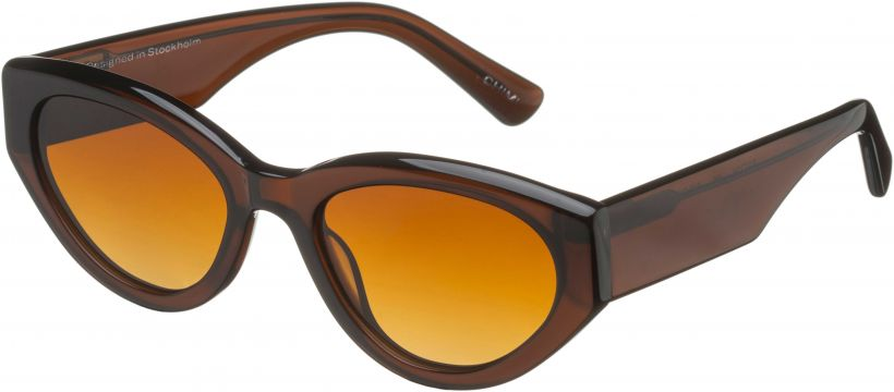 Chimi Eyewear #06 Brown/Gradient Brown