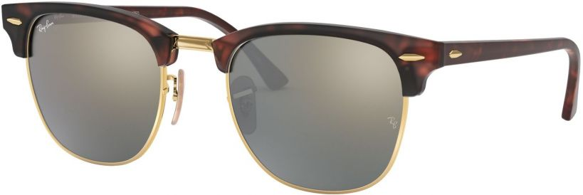 Ray-Ban Clubmaster Flash Lenses RB3016-114530