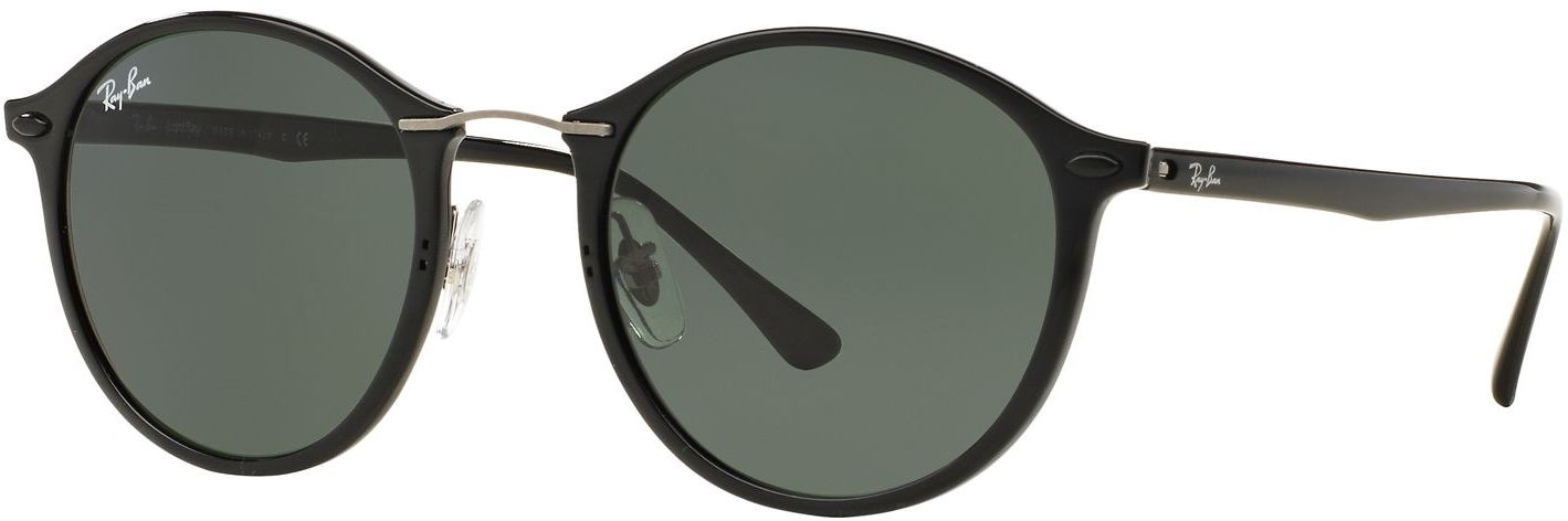 Ray Ban Zonnebril Ronde Glazen.Ray Ban Round Ii Light Ray Rb4242 601 71 49