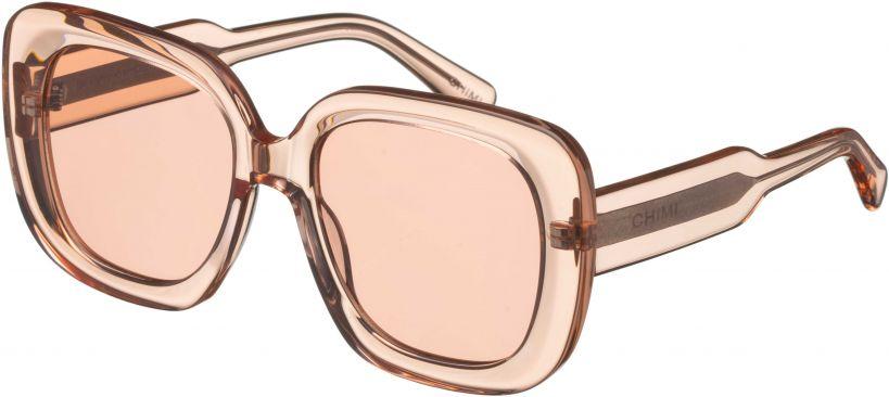 Chimi Eyewear #10 Pink/Pink
