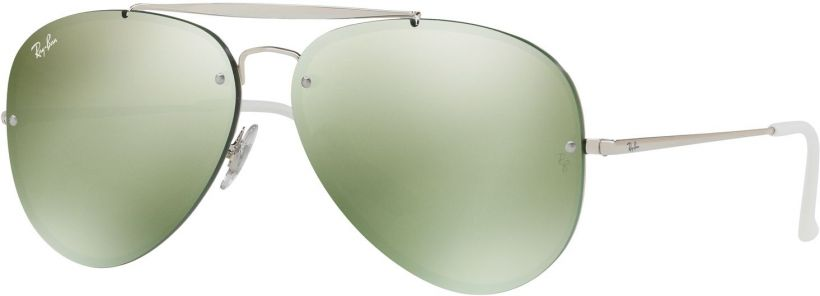 Ray-Ban Blaze Aviator Flat Lenses RB3584N-905130