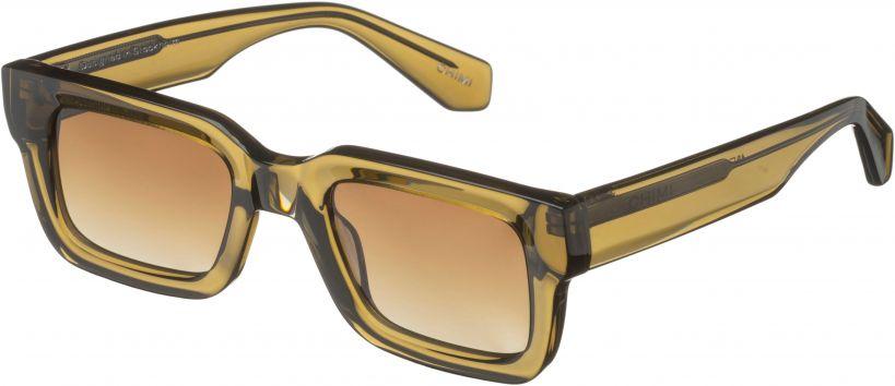 Chimi Eyewear #05 Green/Gradient Brown
