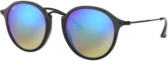 Ray-Ban Round Flash Lenses RB2447-901/4O-49