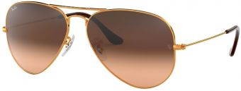 Ray-Ban Aviator Large Metal Gradient RB3025-9001A5-58