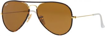 Ray-Ban Aviator Full Color RB3025JM-001-58