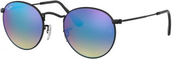 Ray-Ban Round Metal Flash Lenses RB3447-002/4O-50