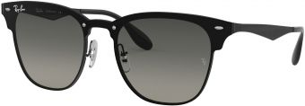 Ray-Ban Blaze Clubmaster Flat Lenses RB3576N-153/11-41