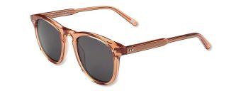 Chimi Eyewear #001 Peach Black