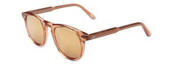 Chimi Eyewear #001 Peach Mirror