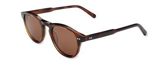 Chimi Eyewear #002 Tortoise Brown