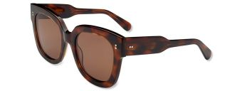 Chimi Eyewear #008 Tortoise Brown