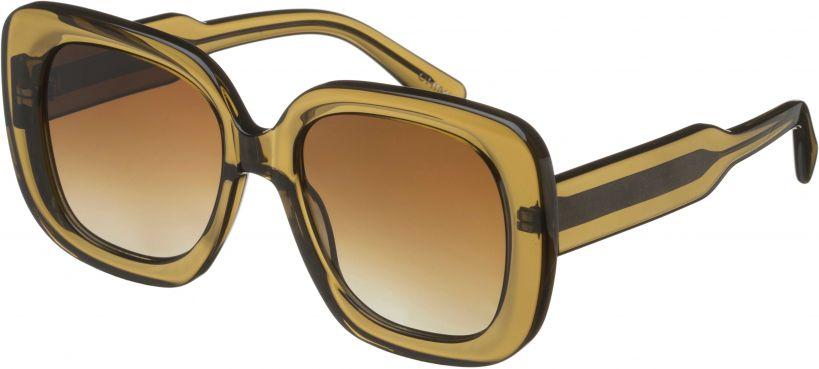 Chimi Eyewear #10 Green/Gradient Brown