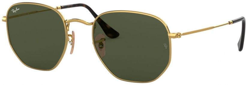 Ray-Ban Hexagonal Flat Lenses RB3548N-001