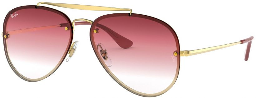Ray-Ban Blaze Aviator Flat Lenses RB3584N-91400T