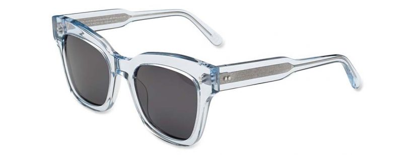 Chimi Eyewear #005-Litchi/Black
