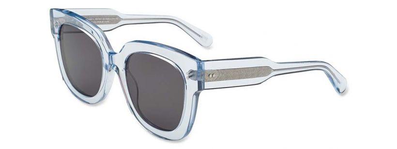 Chimi Eyewear #008-Litchi/Black