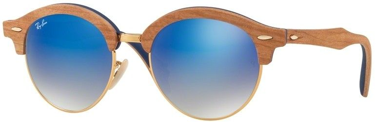 Ray-Ban Clubround Wood RB4246M 11807Q