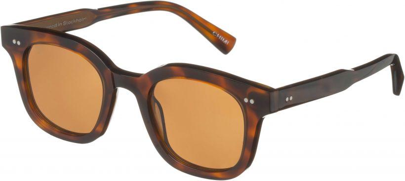 Chimi Eyewear #02 Tortoise/Gradient Brown