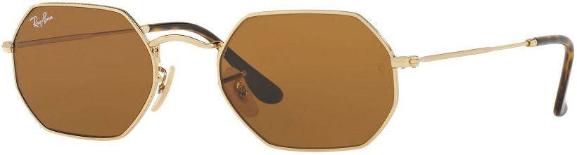 Ray-Ban Octagonal Flat Lenses RB3556N-001/33