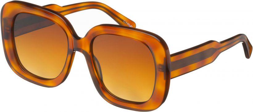 Chimi Eyewear #10 Havana/Gradient Brown
