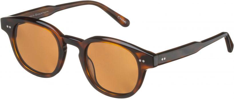Chimi Eyewear #01 Tortoise/Gradient Brown