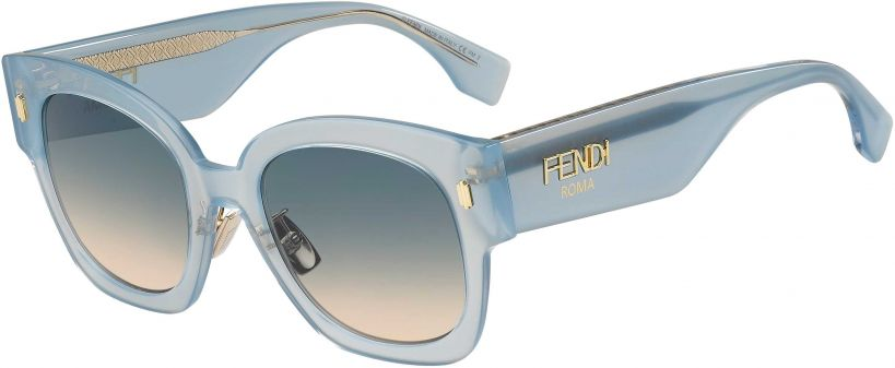 Fendi FF 0458/G/S 204067-MVU/PR-52