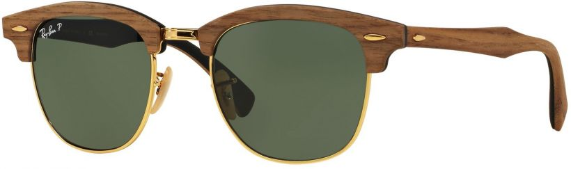 Ray-Ban Clubmaster Wood RB3016M