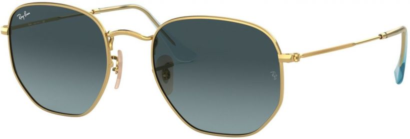 Ray-Ban Hexagonal Flat Lenses RB3548N-91233M