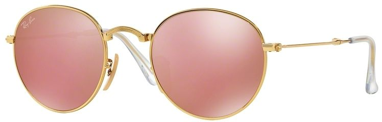 Ray-Ban Round Folding Metal RB3532 001/Z2 5320