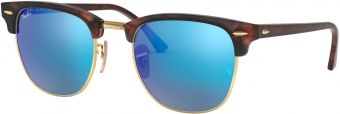 Ray-Ban Clubmaster Flash Lenses RB3016-114517