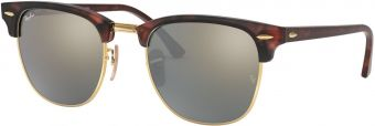 Ray-Ban Clubmaster Flash Lenses RB3016-114530-51