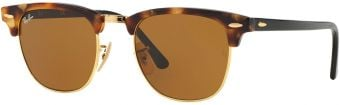 Ray-Ban Clubmaster Fleck RB3016-1160-49
