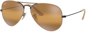 Ray-Ban Aviator Large Metal RB3025-9153AG-58