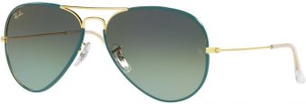 Ray-Ban Aviator Full Color RB3025JM-9196BH-62