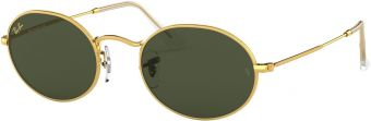 Ray-Ban Oval RB3547-919631-51
