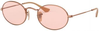Ray-Ban Oval RB3547N-91310X-54