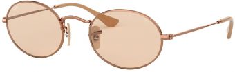 Ray-Ban Oval Flat Lenses RB3547N-9131S0-51