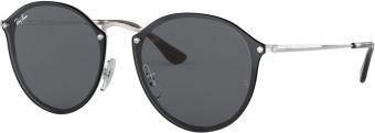Ray-Ban Blaze Round Flat Lenses RB3574N-003/87