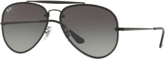 Ray-Ban Blaze Aviator Flat Lenses RB3584N-153/11-58