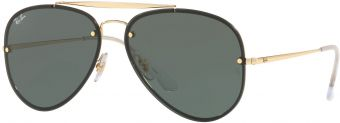 Ray-Ban Blaze Aviator Flat Lenses RB3584N-905071-58